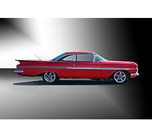 1959 Chevrolet Impala 'Studio 1' Photographic Print