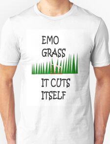 NEW Emo Grass T-Shirt