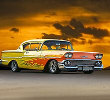 1958 Chevrolet Delray 'Custom' by DaveKoontz