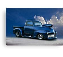 1950 Chevrolet 'Pro Street' Pickup  Canvas Print