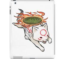 Okamiden iPad Case/Skin