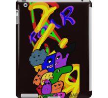 Tower of RawR iPad Case/Skin