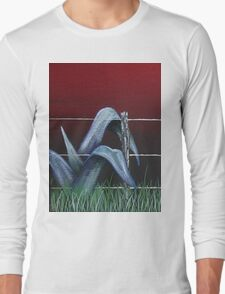 No8 Wire  Long Sleeve T-Shirt