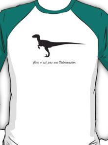 A Treachery of Dromaeosaurs T-Shirt