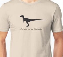 A Treachery of Dromaeosaurs Unisex T-Shirt