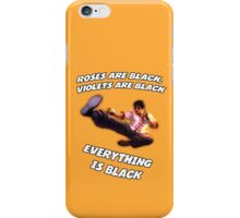 Lee Sin Poetry iPhone Case/Skin