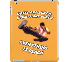 Lee Sin Poetry iPad Case/Skin
