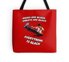 Lee Sin Poetry Tote Bag