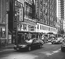 NYC by Jasper Smits
