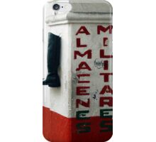 People 0762 (Bogota, Colombia) iPhone Case/Skin