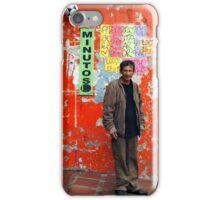 People 0776 (Bogota, Colombia) iPhone Case/Skin