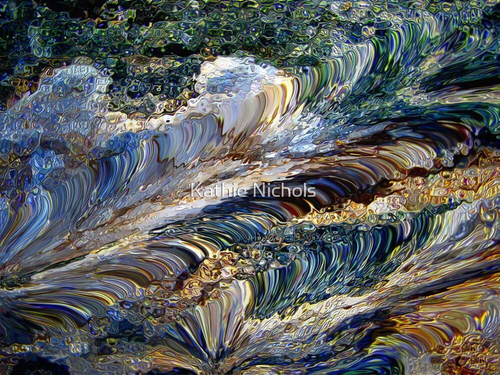 QUARTZ WAVE by Kathie Nichols