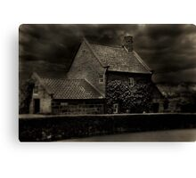 Cptn Cooks cottage Canvas Print