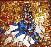 Blind faith! by OzMosaics