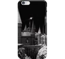 Hogwarts castle, the school of wizardry iPhone Case/Skin