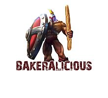 Baker Pantheon Photographic Print