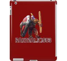 Baker Pantheon iPad Case/Skin