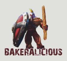 Baker Pantheon T-Shirt