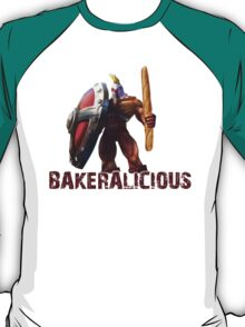 Baker Pantheon T-Shirt