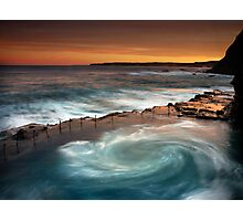 Bogey Hole Whirlpool Photographic Print