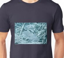 Frosty Leaves 3 Unisex T-Shirt