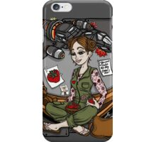 Kaylee's Bunk iPhone Case/Skin