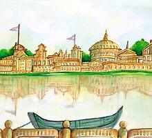RIVERVIEW by Joyce Sivapatham