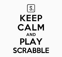 Keep Calm and Play Scrabble T-Shirt