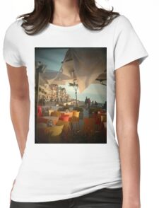 ''Capri'' d'Orlando - May 2011 Womens Fitted T-Shirt