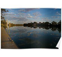 The Murray River; Berri, South Australia Poster