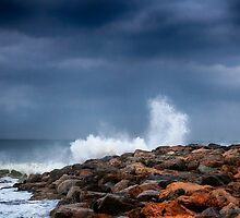 Stormy Seas by damhotpepper
