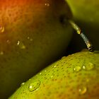 Three Pears by Margaret Barry