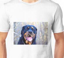Pastel shades of Milo Unisex T-Shirt