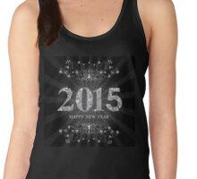 Happy New Year 2015 Women's Tank Top