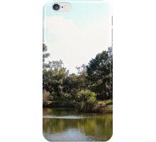 Mt. Pleasant Pond iPhone Case/Skin