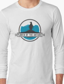 Explorer of the Antarctic Long Sleeve T-Shirt