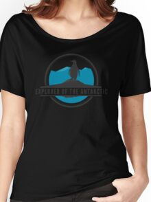 Explorer of the Antarctic Women's Relaxed Fit T-Shirt
