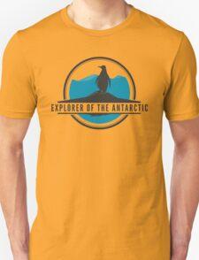 Explorer of the Antarctic Unisex T-Shirt