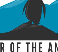 Explorer of the Antarctic Sticker