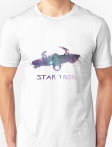 Star Trek Paint Splatter T-Shirt