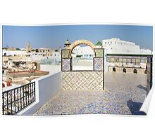 Roof Terrace Poster