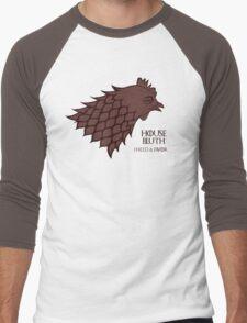 "HOUSE BLUTH - ""I need a favor"" Men's Baseball ¾ T-Shirt"