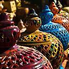 Gharyan Pottery by Craig Hender