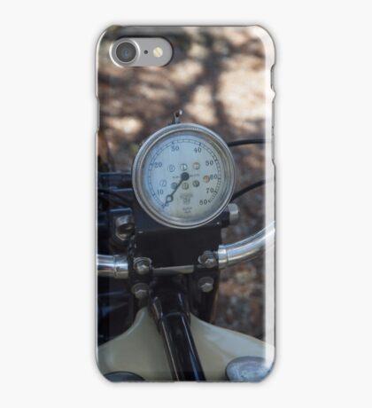 Triumph MC 1927 N De Luxe iPhone Case/Skin