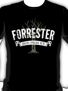 House Forrester - Game of Thrones T-Shirt