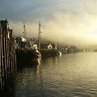 The port.  by SunKen