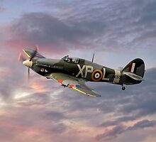Hawker Hurricane - Evening Sortie by © Steve H Clark Photography