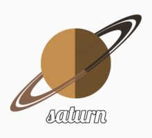 Planets - SATURN Kids Clothes
