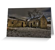 The Old Stables Greeting Card