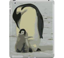 Penguin Duo iPad Case/Skin